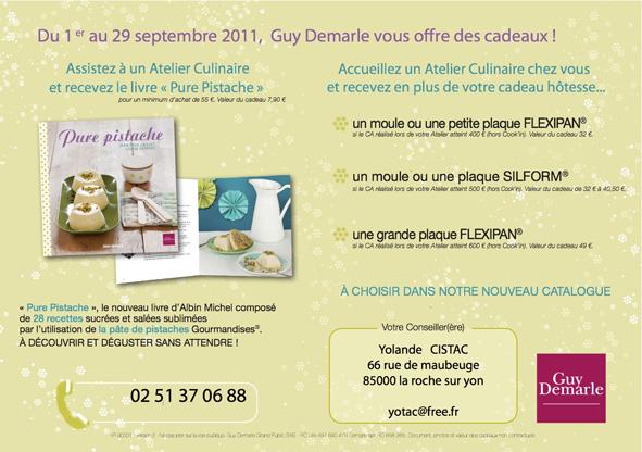 offre septembre 1
